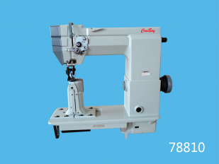 Máquina de coser de columna para coser calzados 1818d61bb86d
